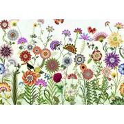 Fototapet cu flori colorate Brazil