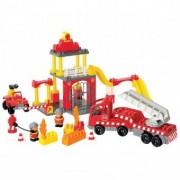 Set Constructii Statie de Pompieri