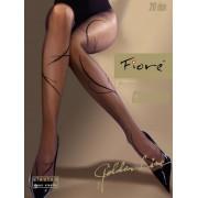 Ciorapi cu model Fiore CHARLOTTE