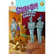 Scooby-Doo Cavalerii groazei. Acum si eu citesc Vol.9