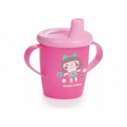 CANPOL BABY šolja 250ML NON SPIL 31/200_pin TOYS - PINK