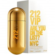 Perfume Para Dama Carolina Herrera 212 VIP CLUB EDITION Eau De Toilette 80 Ml.