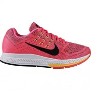Nike Women s Air Zoom Structure 18 Running Shoes Pink Power/Black- 6.5 uk