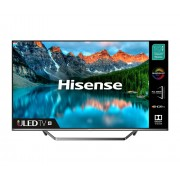 """TV LED, Hisense 55"""", U7QF, Smart, Quantum Dot, 4K HDR 10+, Dolby Atmos. WiFi, UHD 4K (55U7QF)"""