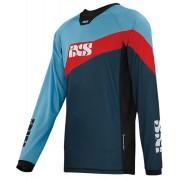 IXS Race 7.1 DH Jersey Rojo Azul L