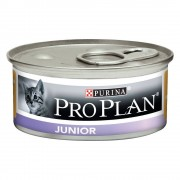 Pro Plan Cat Junior Mousse 24 x 85 g - Pollo