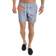 Superdry Water Polo Swim Short Silver Grey XXL