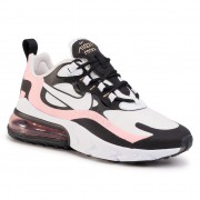 Обувки NIKE - Air Max 270 React AT6174 005 Black/White/Bleached Coral