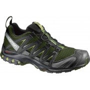 Salomon XA Pro 3D - Scarpe trail running - uomo - Black/Green