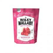 Wiley Wallaby Regaliz de sandía gourmet estilo australiano, 10 onzas 295.73 ml (10 oz), paquete de 1