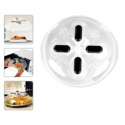 Capac magnetic pentru cuptorul cu microunde Magnetic Microwave Splatter Guard