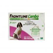 Merial Combo Frontline (20-40 Kg) 3 Pipetas