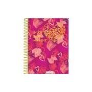 Caderno de 10 Matérias, Foroni 6021, Multicor, Pacote com 4 Unidades