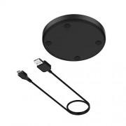 ANATYU SoundLink Revolve Base de carga, Sfmn Soporte de carga de escritorio para Bose SoundLink Revolve (negro)