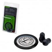 3M Littmann Stethoscope Spare Parts Kit, Master Classic, Black Part No. 40022 Qty 1