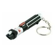 Star Wars Darth Vader Lightsaber Key Ring Torch
