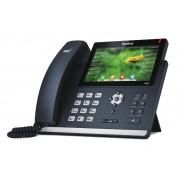 Yealink SIP-T48S Wired handset 16lines LCD Black IP phone
