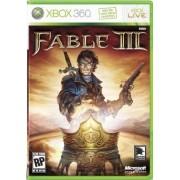 Microsoft Xbox 360? Fable III
