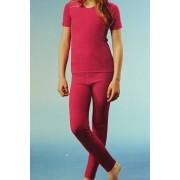 Alive dívčí termo prádlo 11-12 let růžová