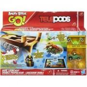 Детски комплект за игра - Angry Birds Go - Площадка изтрелване - Hasbro, 900137