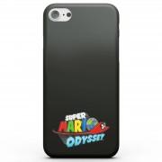 Nintendo Funda Móvil Super Mario Odyssey para iPhone y Android - Samsung Note 8 - Carcasa doble capa - Brillante