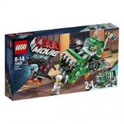The Lego Movie Trash Chomper, Multi Color