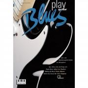 AMA Verlag Play Blues Guitar Jürgen Kumlehn,inkl. CD