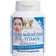 Magnézium+ B6-Vitamin - EXTRA