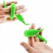 Tradico® 1Pcs Magic Twisty Worm Wiggle Moving Sea Horse Kids Trick Games Toys
