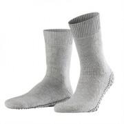 Falke Homepads Men Non-slip Socks Light Grey