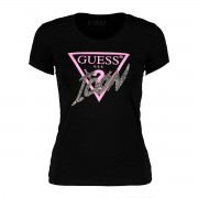Guess T-SHIRT LOGO ICON DONNA