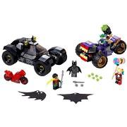 LEGO Super Heroes 76159 Joker üldözése háromkerekűn