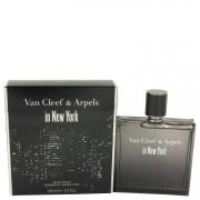 Van Cleef & Arpels Van Cleef In New York Eau De Toilette Spray 4.2 oz / 124.21 mL Men's Fragrances 536188