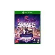 Game Agents Of Mayhem - Xbox One