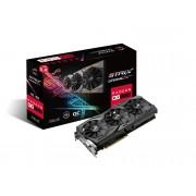 AMD Tarjeta Gráfica AMD ASUS ROG STRIX Radeon RX580 8GB GDDR5