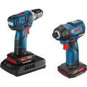 BOSCH set GSR 12V-20+GDR12V-110 06019E0004