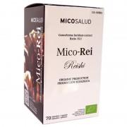 Mico-Reishi - Bio - 70 gélules - 514 mg