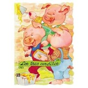 Los Tres Cerditos = The Three Little Pigs, Paperback/Margarita Ruiz