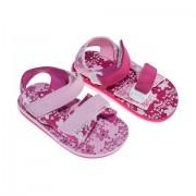 Sandale roz spuma copii bebe