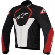 ALPINESTARS Casaco ALPINESTARS T-Jaws Waterproof Black / White / Red