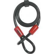 ABUS Kabellås Cobra 10/120 grå/svart 2019 Låshållare