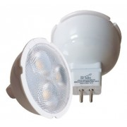 LED žarulja S11 GU10 220 240V 5W 38* 350lm 2700K