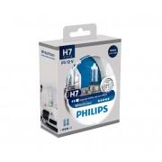 SET 2x Bec auto Philips WHITEVISION 12972WHVSM H7 PX26d/55W/12V