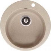 Chiuveta cu o cuva rotunda Franke ROG610-41 510x490x185 Material fragranite Avena