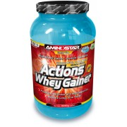 Aminostar Whey Gainer Actions 2250g.