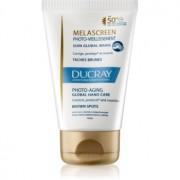 Ducray Melascreen tratamento complexo para as mãos com FPS 50+ anti-manchas de pigmentação 50 ml