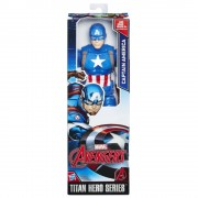Avengers, Civil War - Figurina Titan Hero - Captain America