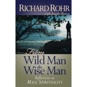 From Wild Man to Wise Man: Reflections on Male Spirituality, Paperback