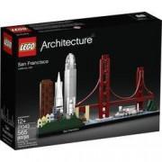 LEGO Architecture LEGO® ARCHITECTURE 21043 San Francisco