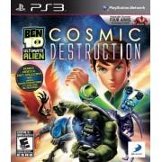 D3 Ben 10: Ultimate Alien / Game PlayStation 3